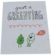 Kuva tuotteesta Niko Niko Istutettava Siemenkortti Just a Greenting