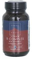 Kuva tuotteesta Terranova B-Complex + Vitamin C, 50 kaps