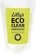 Kuva tuotteesta Lillys Eco Clean Yleispuhdistusaine Täyttöpakkaus