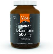 Kuva tuotteesta Vida Vahva L-Karnitiini