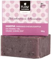 Kuva tuotteesta FLOW Kosmetiikka Kanerva Parranajo- ja sheivaussaippua