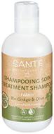Kuva tuotteesta Sante Organic Ginkgo & Oliivi shampoo, 200 ml