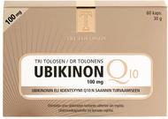 Kuva tuotteesta Tri Tolosen Ubikinon 100 mg, 60 kaps