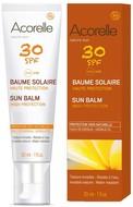 Kuva tuotteesta Acorelle Aurinkosuojageeli kasvoille SPF 30