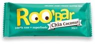 Kuva tuotteesta Roobar Luomu Chia-kookospatukka