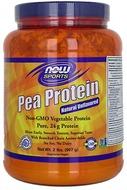 Kuva tuotteesta Now Foods Herneproteiini Maustamaton