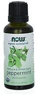 Kuva tuotteesta Now Foods Luomu Piparminttuöljy