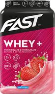 Kuva tuotteesta Fast Whey+ Mansikka