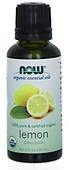 Kuva tuotteesta Now Foods Luomu Sitruunaöljy