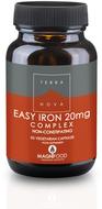 Kuva tuotteesta Terranova Easy Iron 20 mg Complex