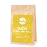 Kuva tuotteesta Foodin Toco Riisinlesejauhe