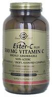 Kuva tuotteesta Solgar Ester-C Plus 500 mg, 250 kaps