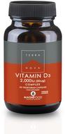 Kuva tuotteesta Terranova D3-vitamiini 50 ug Complex