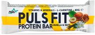 Kuva tuotteesta Puls Fit Protein Bar Vanilla-Nuts