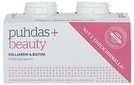 Kuva tuotteesta Puhdas+ Caps Kollageeni & Biotiini 2-pack