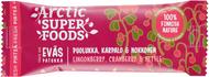 Kuva tuotteesta Arctic Superfoods Eväspatukka Puolukka-Karpalo-Nokkonen