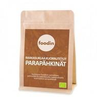 Kuva tuotteesta Foodin Luomu Raakasuklaakuorrutettu Parapähkinä