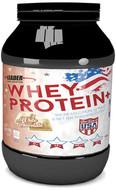 Kuva tuotteesta Leader Whey Protein+ Valkosuklaa
