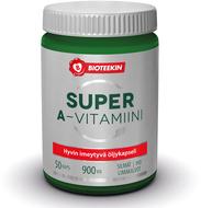 Kuva tuotteesta Bioteekin Super A-vitamiini