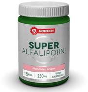 Kuva tuotteesta Bioteekin Super Alfalipoiini
