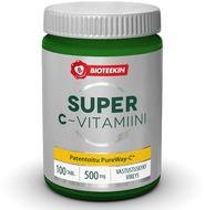Kuva tuotteesta Bioteekin Super-C