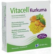 Kuva tuotteesta Vitacell Kurkuma