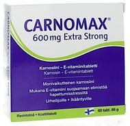 Kuva tuotteesta Carnomax 600 mg Extra Strong