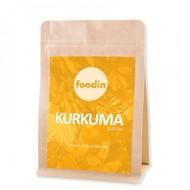 Kuva tuotteesta Foodin Luomu Kurkuma, 100 g