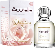Kuva tuotteesta Acorelle Delicious by Sara la Fountain Eau de Parfum