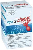 Kuva tuotteesta Eye Q Omega-3 Chews, 180 kaps