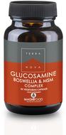 Kuva tuotteesta Terranova Glukosamiini, Boswellia & MSM Complex