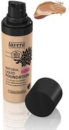 Kuva tuotteesta Lavera Natural Liquid Foundation Meikkivoide Honey Sand 03