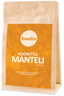 Kuva tuotteesta Foodin Luomu Kuorittu Manteli, 250 g