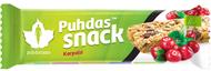 Kuva tuotteesta Puhdas Snack Luomu Patukka Karpalo