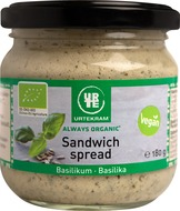 Kuva tuotteesta Urtekram Luomu Sandwich spread Basilika