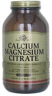 Kuva tuotteesta Solgar Kalsium-Magnesiumsitraatti, 250 tabl