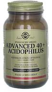Kuva tuotteesta Solgar Advanced 40+ Acidophilus, 60 kaps