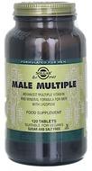 Kuva tuotteesta Solgar Male Multiple miesten monivitamiini, 120 tabl