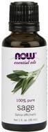 Kuva tuotteesta Now Foods Salviaöljy