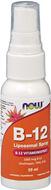 Kuva tuotteesta Now Foods B-12 Vitamiinispray