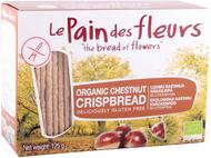 Kuva tuotteesta Le Pain des Fleurs Luomu Gluteeniton Näkkileipä Kastanja