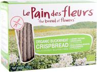 Kuva tuotteesta Le Pain des Fleurs Luomu Gluteeniton Näkkileipä Tattari