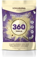 Kuva tuotteesta Voimaruoka 360 Wholefood Vanilja, 908 g