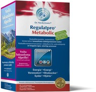 Kuva tuotteesta RegulatPro Metabolic 2-pack