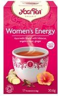 Kuva tuotteesta YogiTea Luomu Womens Energy tee