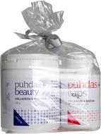 Kuva tuotteesta Puhdas+ Kollageeni & Mustikka + Kollageeni & Biotiini Lahjapakkaus