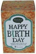 Kuva tuotteesta Natural Temptation Happy Birthday Luomutee