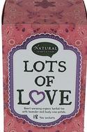 Kuva tuotteesta Natural Temptation Lots Of Love Luomutee