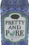 Kuva tuotteesta Natural Temptation Pretty And Pure Luomutee