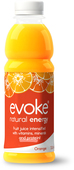 Kuva tuotteesta Evoke Natural Energy Orange juoma